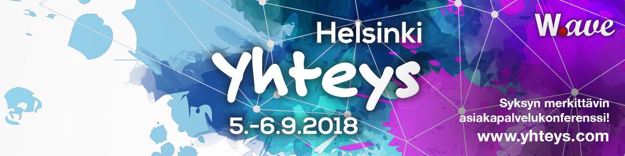 Yhteys 2018 -konferenssi