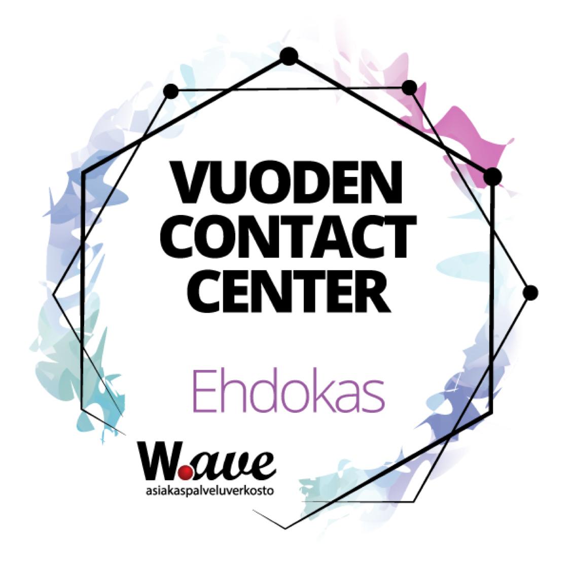 Vuoden Contact Center
